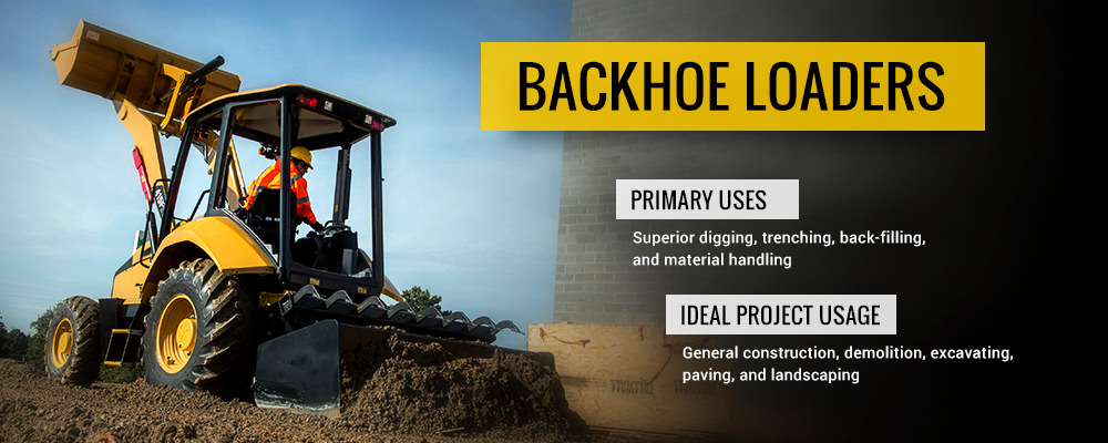 Backhoe Loader Uses