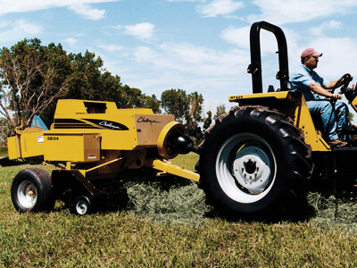 CH SMALL BALERS