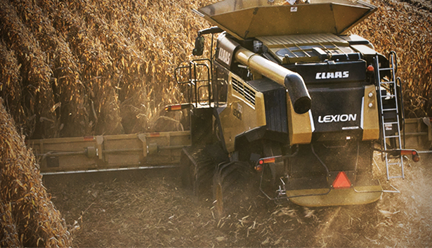 Claas Lexion - Small
